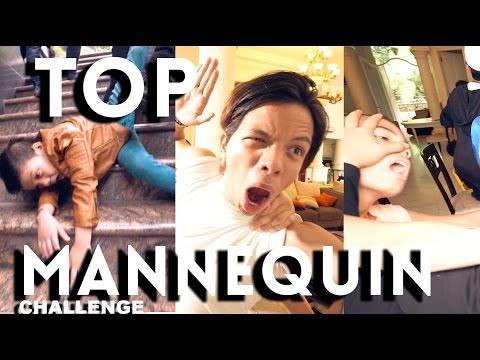 TOP 3 MANNEQUIN CHALLENGE 11 BERSAUDARA (SIBLINGS)   GEN HALILINTAR