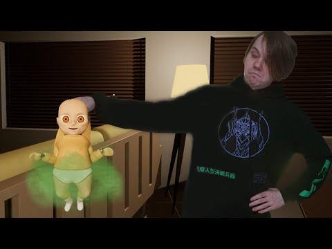 ОНО  ВОНЯЕТ ! : The Baby In Yellow