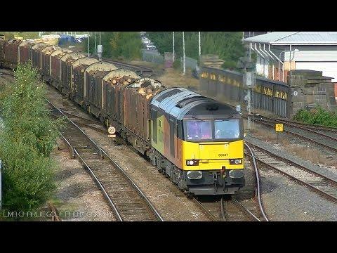 Trains Around Lancashire - Carnforth, Blackburn, Preston, Morecambe and Lancaster
