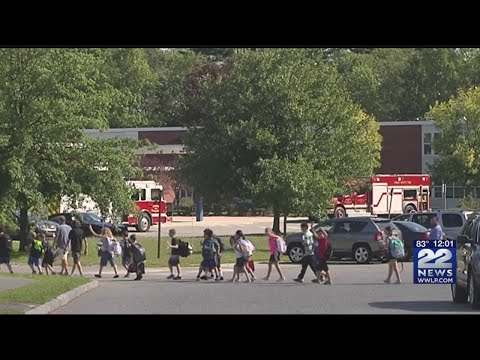 Granite Valley Middle School students evacuated due to generator exhaust in building