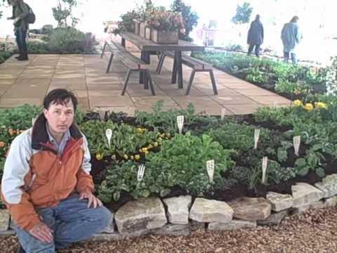 6,000 Square Foot Edible Garden at the 2011 San Francisco Flower & Garden Show