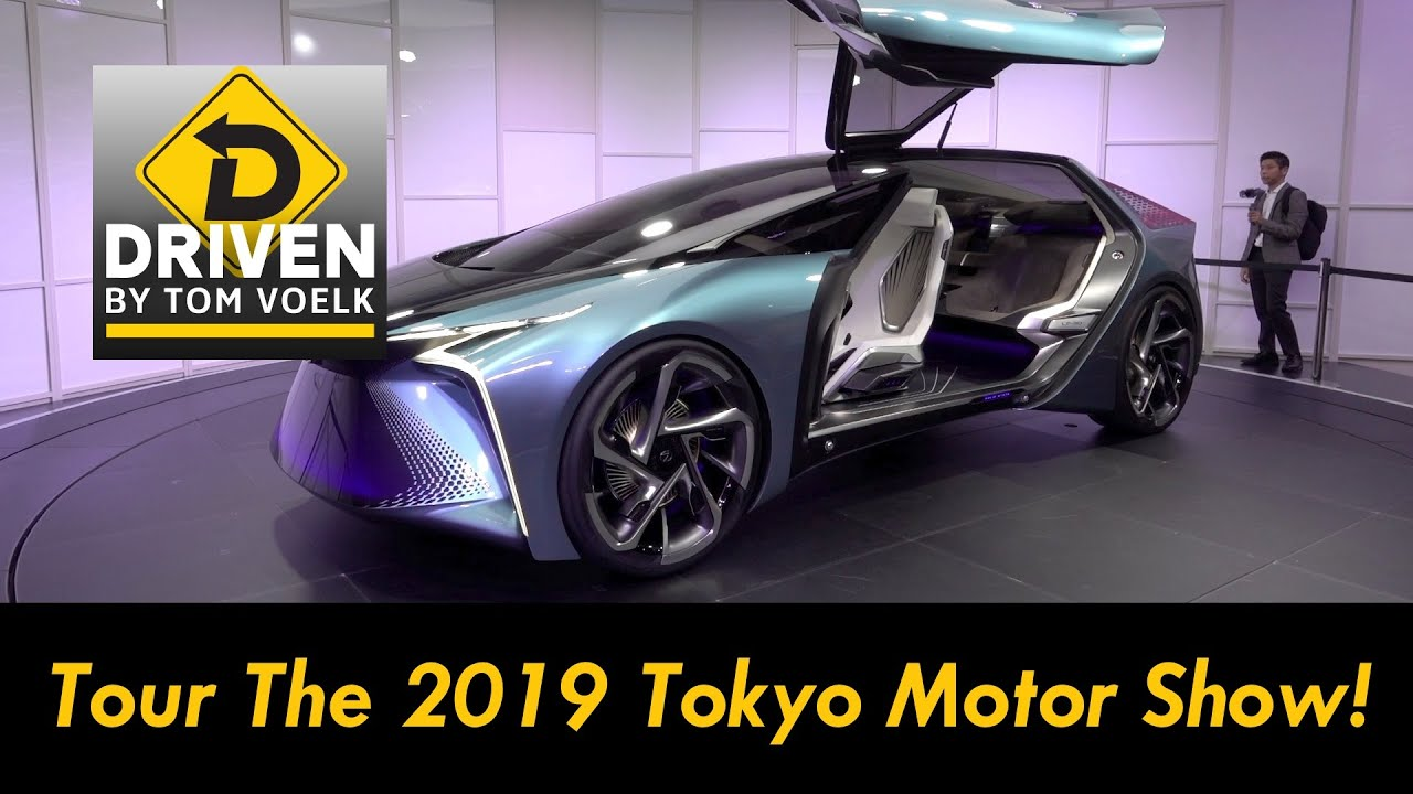 A Complete Tour Of The 2019 Tokyo Motor Show!