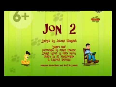 The Garfield Show Jon 2 Youtube