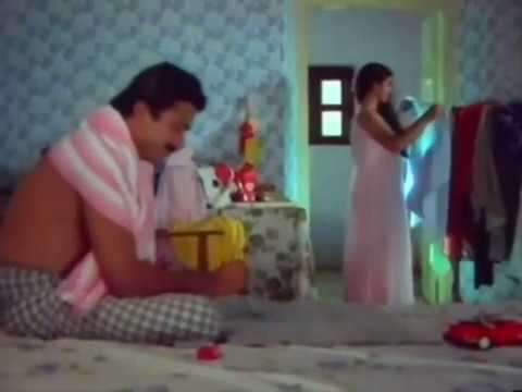 Malayalam Serial Aunty Hot | Transparent Nighty Show thumbnail