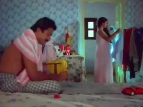 Malayalam Serial Aunty Hot | Transparent Nighty Show thumbnail