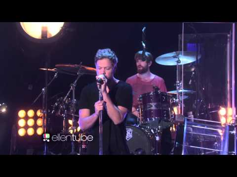 Imagine Dragons - Ellen Show Perform 'Demons' [Altyazılı]