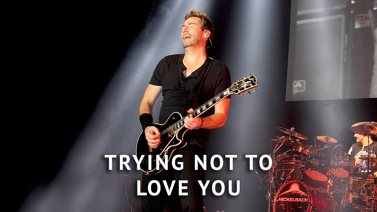 Download Nickelback – Trying Not To Love You (LIVE @ Budapest Aréna, 16/9/2016)