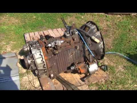 маз 551605.ремонт в разгаре.
