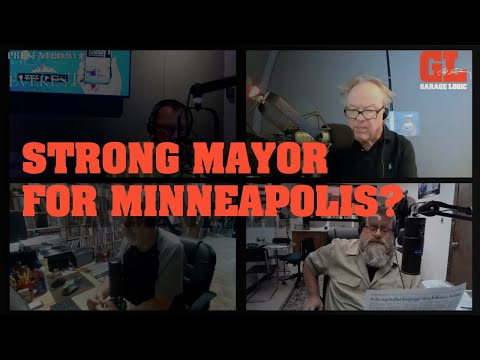 Strong mayor question just as important as public safety question