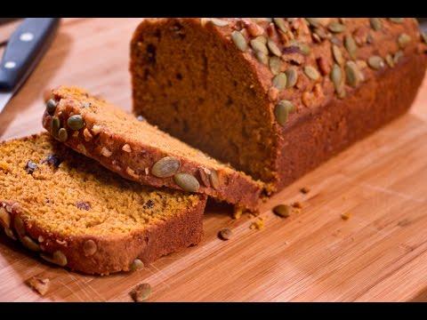 Starbuck's Copycat Pumpkin Bread Recipe