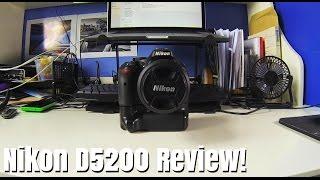 Nikon D5200 Review (After 18 Months!)