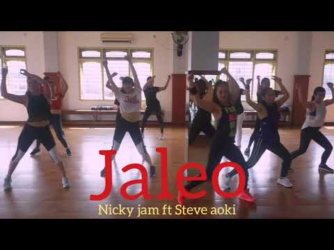 JALEO By NICKY JAM FT STEVE AOKI , ZUMB FITNESS