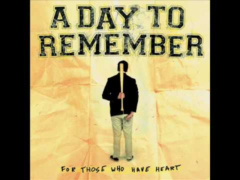 A Day To Remember - I Heard It's the Softest Thing Ever