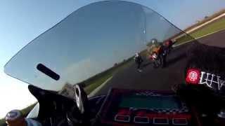 Nuovo circuito Tazio Nuvolari R6 on board 1