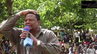 RAILA ANGRY AFTER THIS LUHYA MP SAYS NO TO REFERENDUM!
