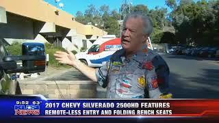2017 Chevy Silverado 2500HD