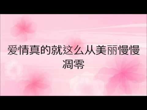 G.E.M.【紅薔薇白玫瑰】( EYES, NOSE, LIPS Cover ) ( Lyrics Video )