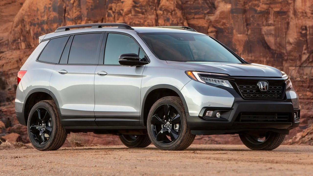 2020 Honda Passport Interior Exterior And Drive