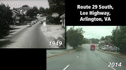 VDOT: Arlington Then and Now
