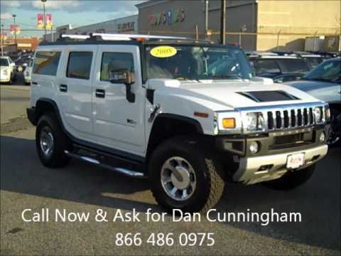 2008 Hummer H2 White with Sedona Beige Navigation  DVD located in