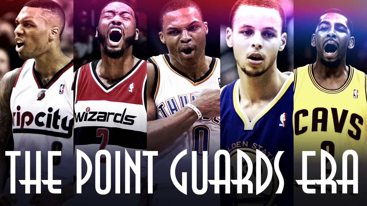 Nba Mix  The Point Guards Era ᴴᴰ  Youtube