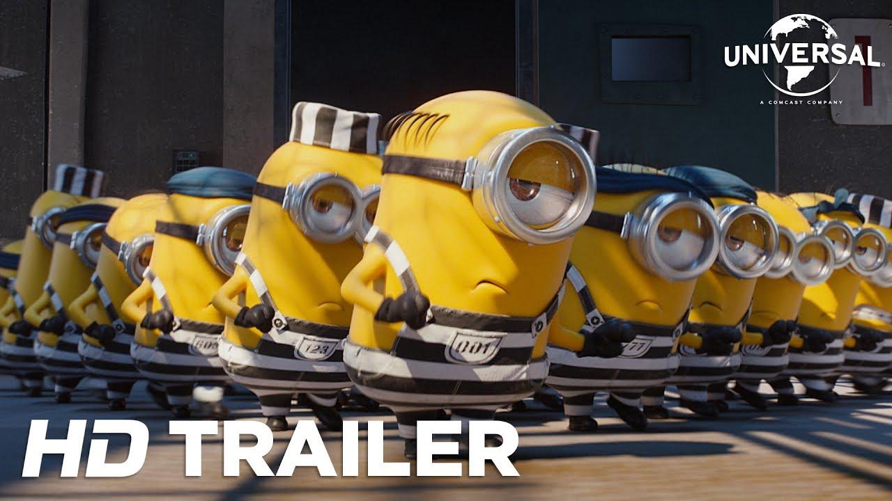 d8b09f584e Meu Malvado Favorito 3 - Trailer Oficial 3 (Universal Pictures) HD ...