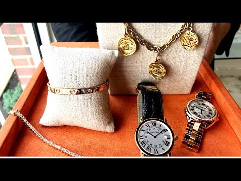 VLOG! COME SHOPPING WITH US - ROLEX | CARTIER | CHANEL | DIAMONDS & MORE
