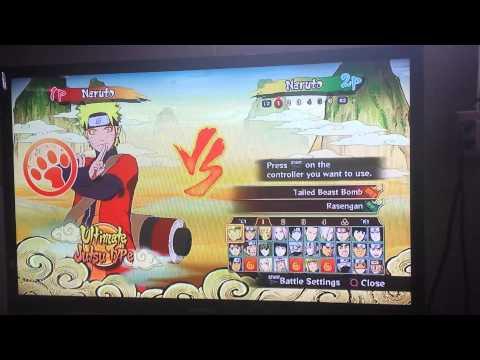 Naruto ultimate ninja storm revolution cheat