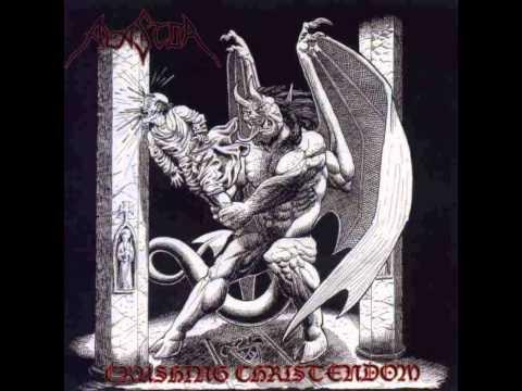Alastor - Crushing Christendom [Full Album] 2000