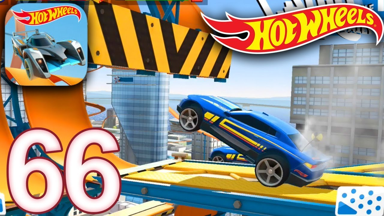 Hot Wheels: Race Off - SUPERCHARGE Challenge #46 (iOS Android)