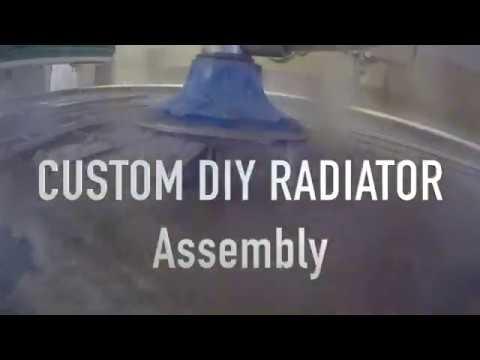 DIY Radiator Kit Assembly