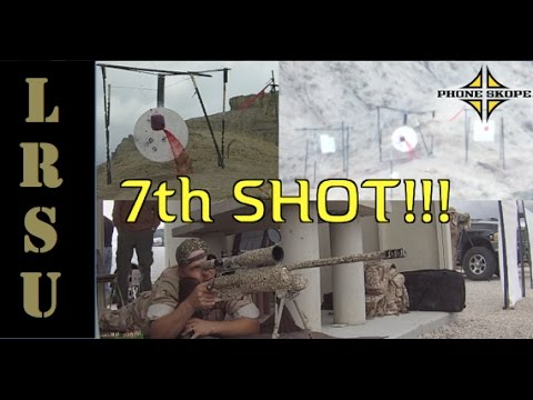 Savage 338 Lapua Shooting a Milk Jug at 1 Mile!!! (1760 yards)