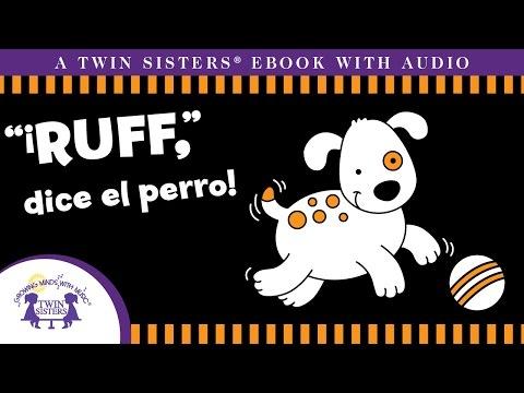 """""""¡ruff,""""-dice-el-perro!---un-ebook-con-audio-de-twin-sisters®"""
