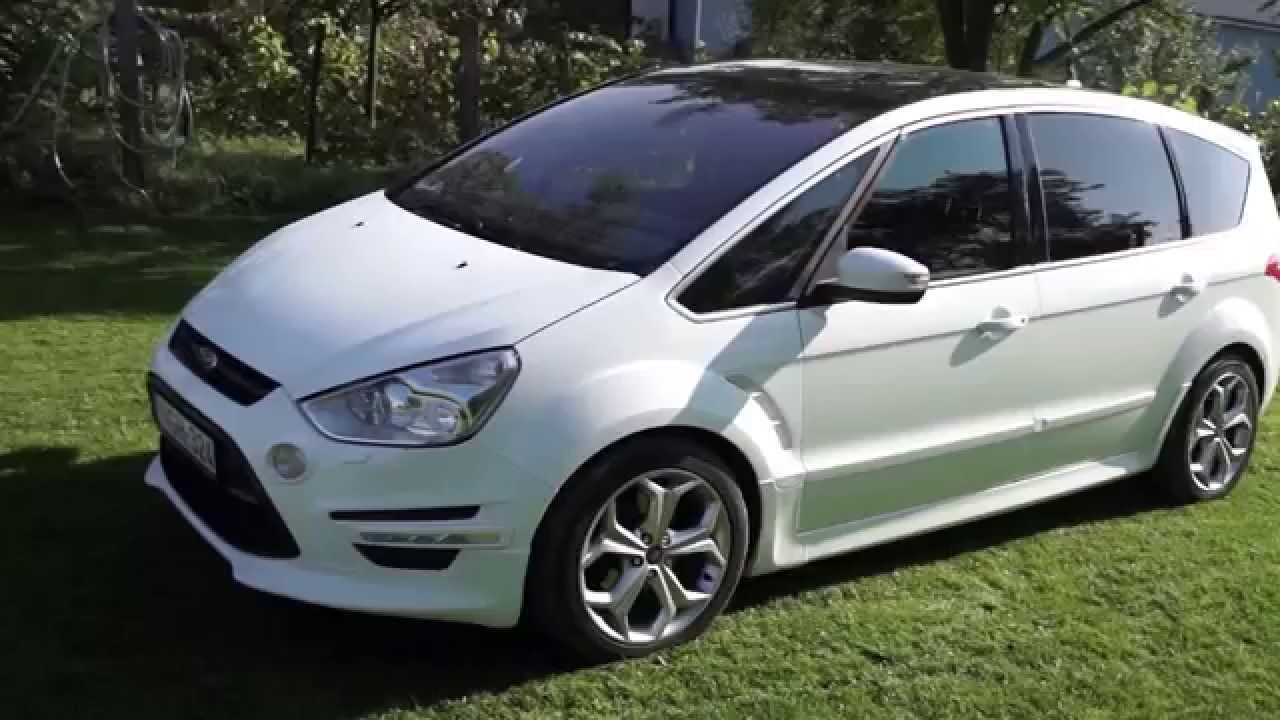 ford s max titanium s 230hp youtube. Black Bedroom Furniture Sets. Home Design Ideas