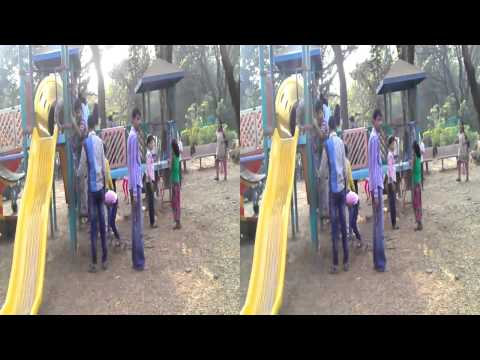 Dhruv & Riddhi 3d national park video
