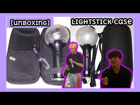 [UNBOXING] ARMY BOMB CASE (LIGHTSTICK CASE OFFICIAL BTS)