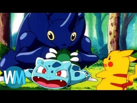 Top 10 Pokemon of Ash Ketchum