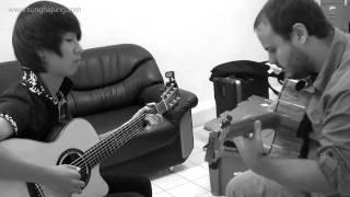 (Andy Mckee) Ebon Coast - Andy Mckee & Sungha Jung