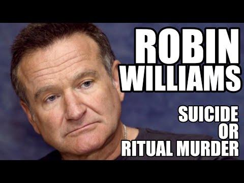 Robin Williams - Suicide or Ritual Murder?