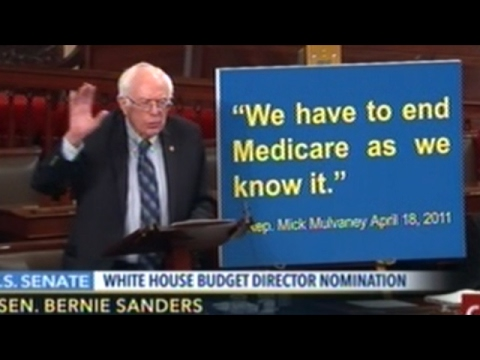 """Bernie Sanders """"We Have A Retirement Crisis In America Today!"""""""