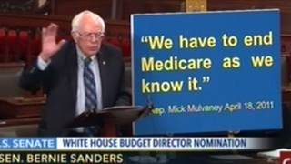 "Bernie Sanders ""We Have A Retirement Crisis In America Today!"""