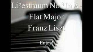 Liebestraum No. 3 In A Flat Major-Very Nice Version