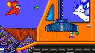 Tom and Jerry (SNES) Playthrough - NintendoComplete
