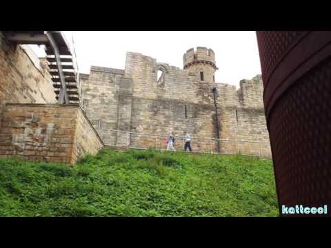 Visit To Lincoln Castle Lincolnshire England