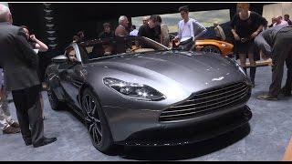 Salon de l'Auto Genève - 5 mars 2016