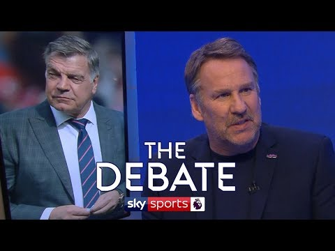 Is Everton job too big for Sam Allardyce? | Paul Merson & Michael Appleton | The Debate