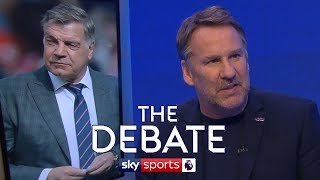 Is Everton job too big for Sam Allardyce? | Paul Merson & Michael Appleton | The Debate