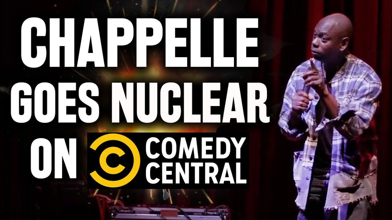 Dave Chappelle says Netflix removed 'Chappelle's Show' from ...