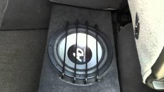 Nissan Titan Custom Stereo System Fiberglass enclosure box