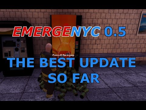 EmergeNYC Update 0.5 Fire Academy, ladders, and more!